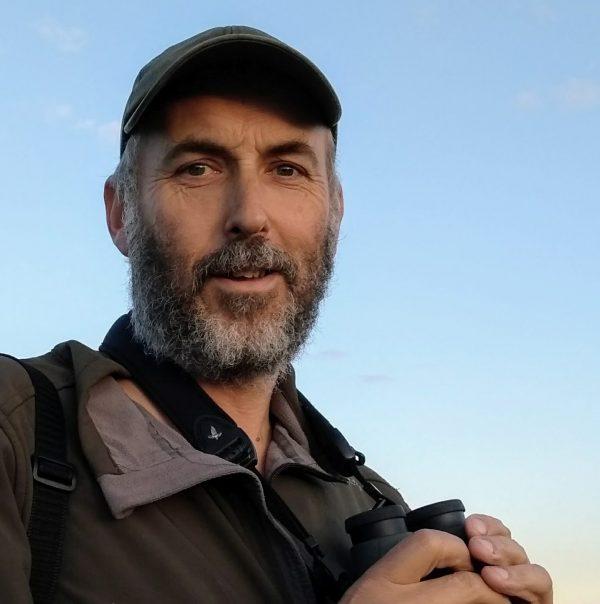 Calvin Jones -- Professional Wildlife Guide